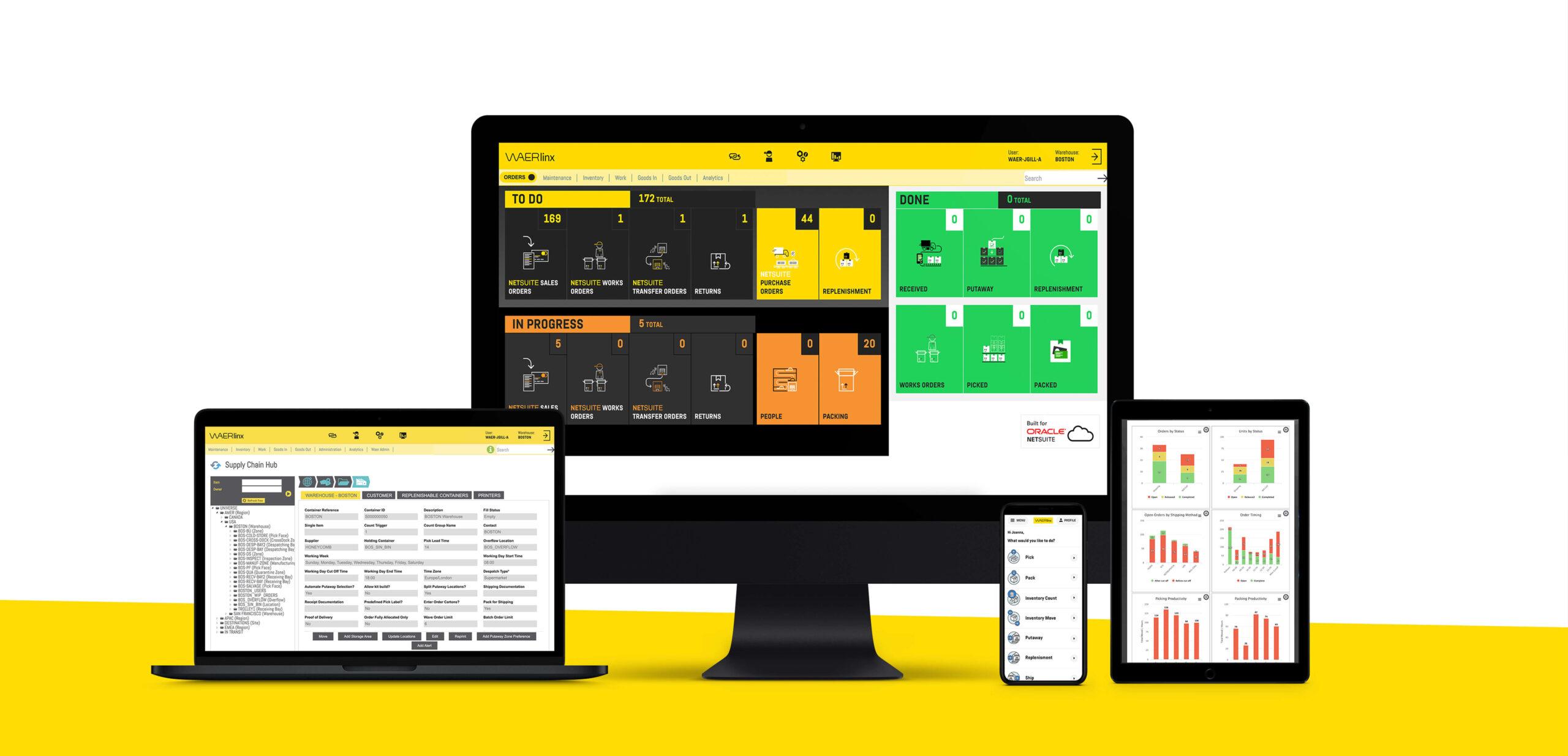WAERLinx Multi Platform